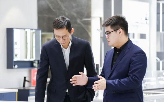 吴晓波&太阳集团游戏官方网址8722副总裁林晓伟